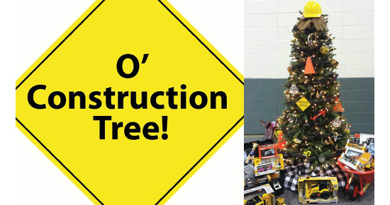 O Construction Tree 2015