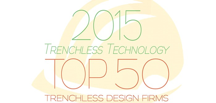 Top 50 Trenchless Design Firms