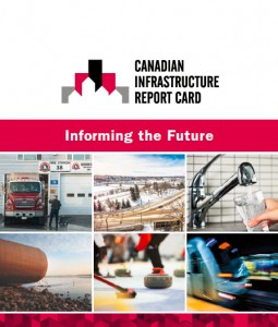 The 2016 Canadian Infrastructure Report Card Cover