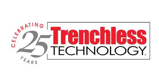 trenchless technology 25th logo