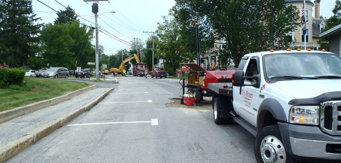 Pipeline Inspection Management:  Not Just for the Big Cities