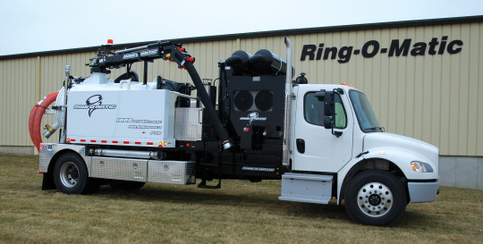 PTO-Driven Ring-O-Matic Vac Ex