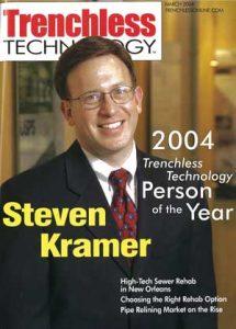 Trenchless Technology Magazine, 2004