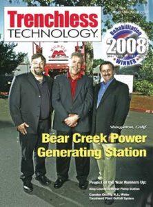 Trenchless Technology Magazine, 2008