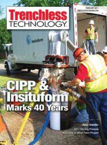 Trenchless Technology Magazine, 2011