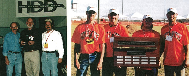 winners of Rodeo 2000