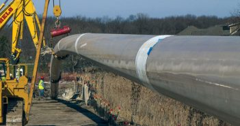 Replacing a 60-year-old Natural Gas Pipeline in Wisconsin