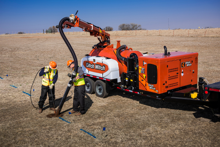 Ditch Witch HX75