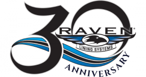 Raven Lining Systems 30th Logo