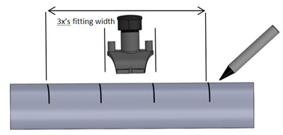 pipe diagram