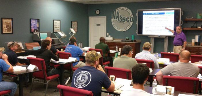 NASSCO Training Session