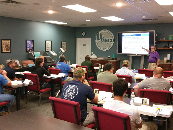 NASSCO PACP Training Available Across North America