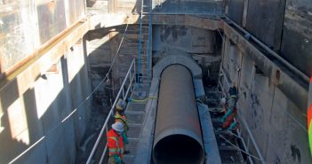 humber sanitary trunk sewer