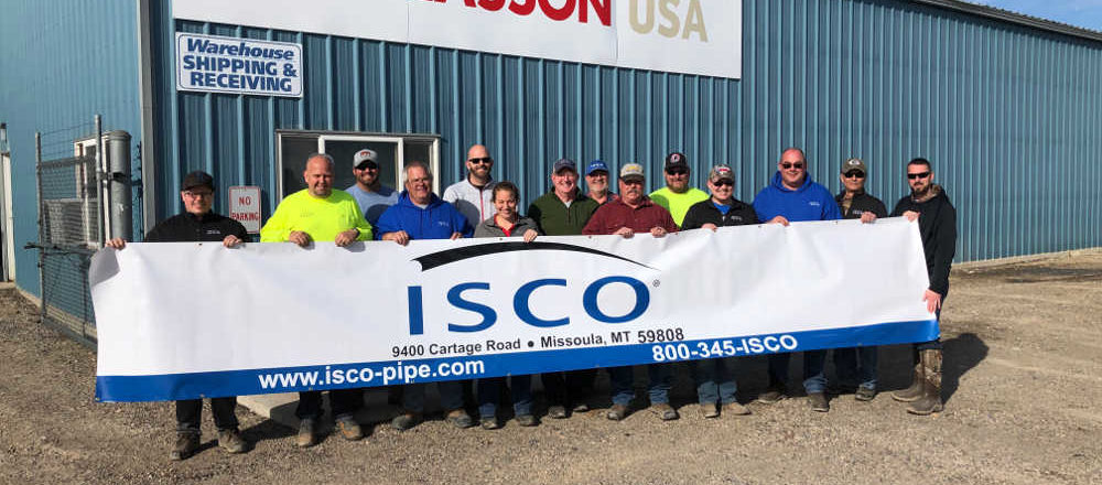 ISCO Industries acquires Plasson plant