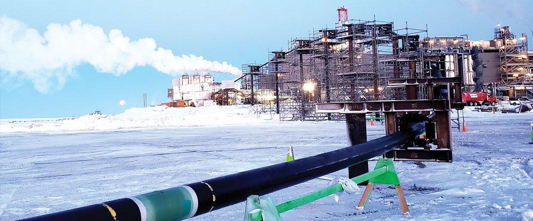 Spy Island to Olitok Repair Project