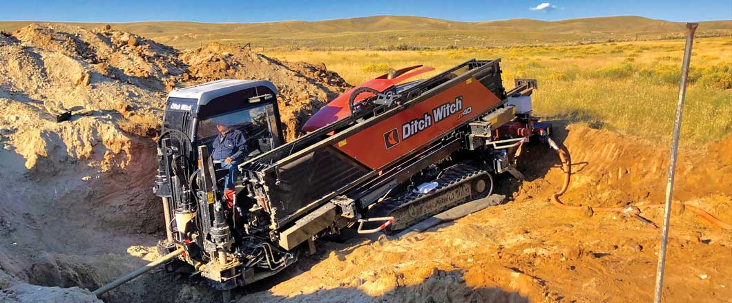 Ditch Witch hdd