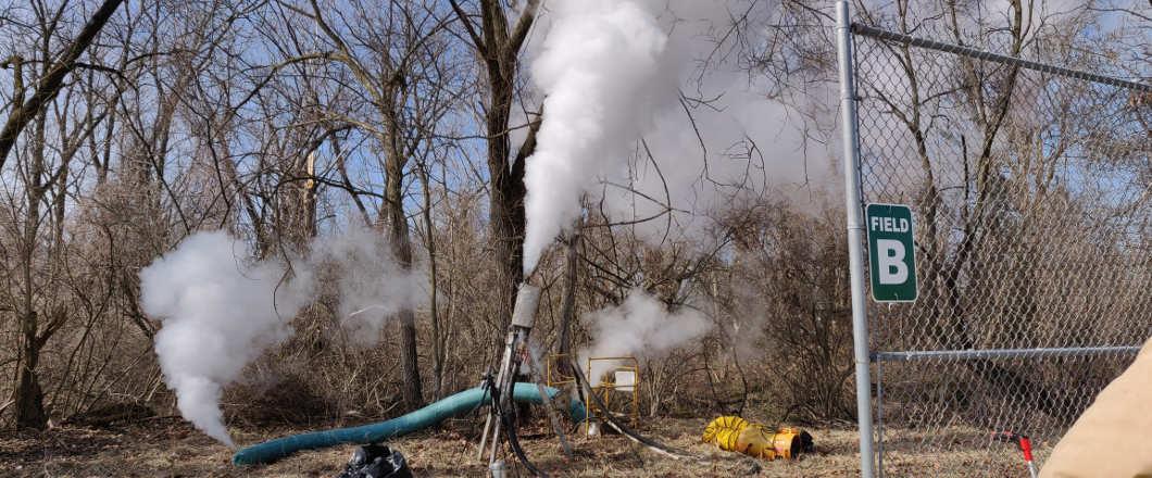 TTC Steam-Cured CIPP Study
