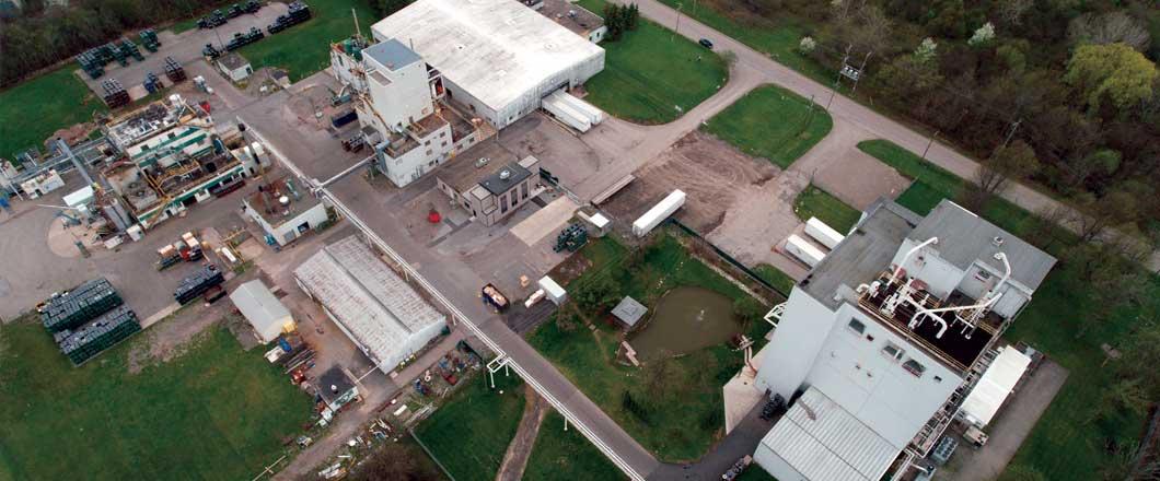 Durez Canada Company Ltd. plant