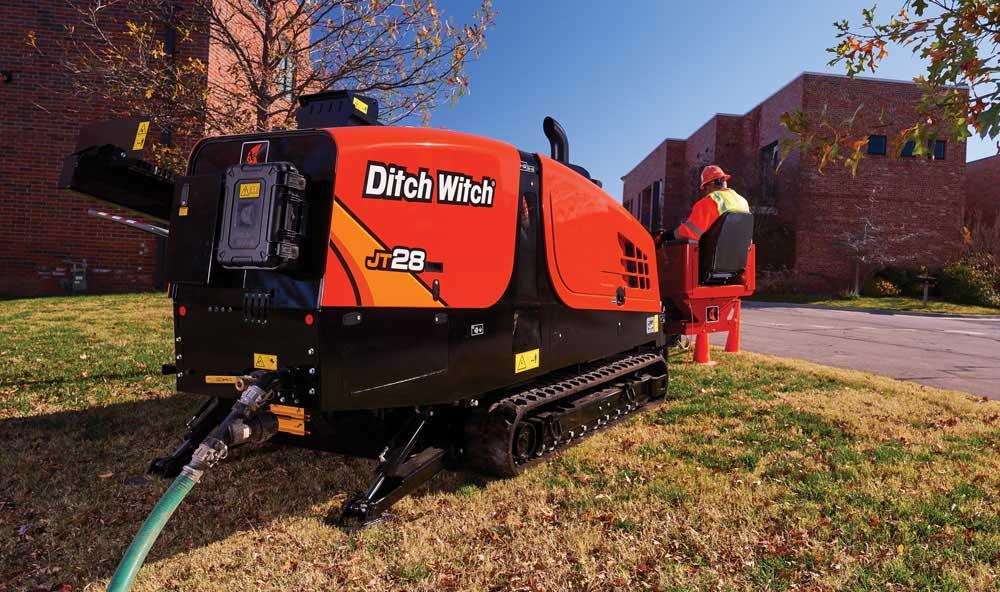 Ditch Witch JT28